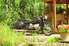 Bertha, My Much-Loved 1964 R69S